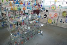 Animal Glass Figurines at Dockyard Glassworks Bermuda.jpg