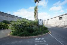 Direction Signs to Dockyard Glassworks at Bermuda Naval Dockyard.jpg