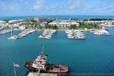 View of Clock Tower Shopping Mall & Piers in Bermuda.jpg