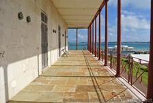 Balcony with ocean view of Commsioner's House Bermuda Maritime Museum.jpg