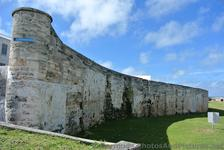 Stone Wall near Commissioner's House Bermuda Royal Navy Dockyard.jpg